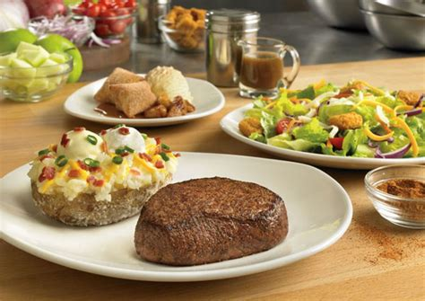 courses for dinner outback steakhouse announces three course dinner for 11 99