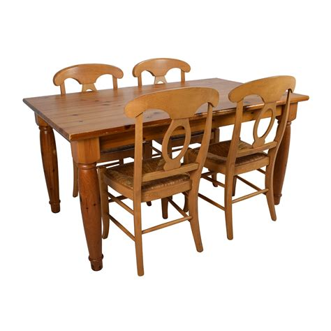 dining room tables pottery barn 73 off pottery barn pottery barn dining room table with