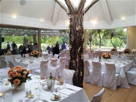 The Terrace Royal Botanic Gardens Melbourne Reception Botanical Gardens Melbourne Wedding