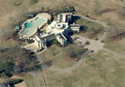 Holyfield House by Evander Holyfield S Former 45 000 Square Foot Mega