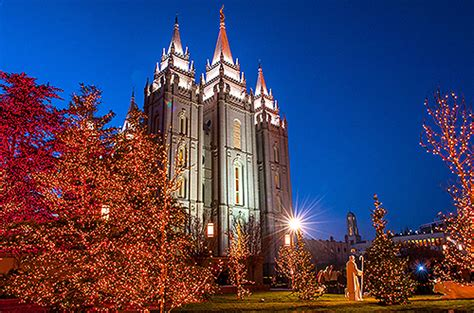 salt lake city temple square christmas lights hours