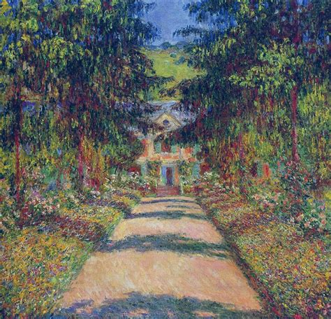 garten monet artists claude monet part 26 1900 1908