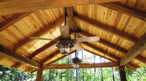 A Frame Ceiling Ideas by Building With Cedar Columbus Decks Porches And Patios
