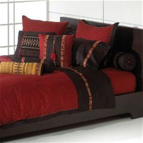 red black and gold bedding red comforter sets red
