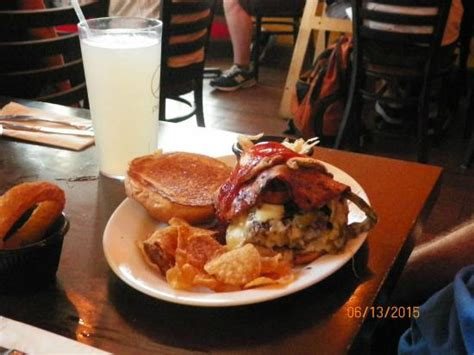 Kitchen Sink Burger Kitchen Sink Burger Picture Of Boston Burger Company Somerville Tripadvisor
