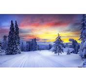 Norway Winter Wallpaper  Download Hd