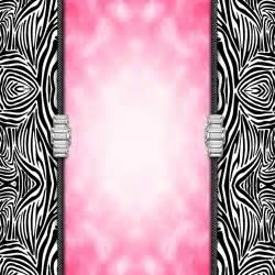 walliepad wallpapers for zebra print bling