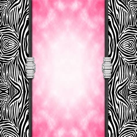 Bling Zebra Pink zebra print wallpaper 49 wallpapers hd wallpapers