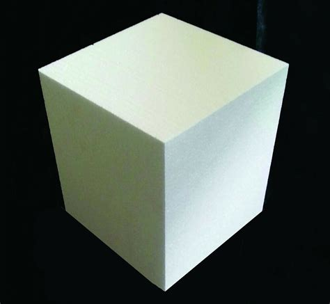 Upholstery Foam Blocks by Styrofoam Block 12 Quot X 12 Quot X 12 Quot Eps Polystyrene Craft