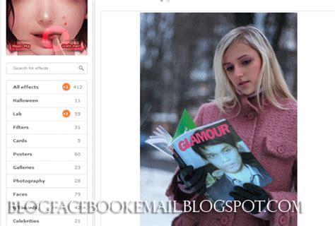 cara edit foto jadi keren cara edit foto jadi cover majalah keren dengan online