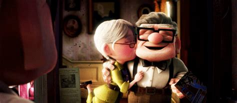 film up ellie and carl michael offutt up by pixar