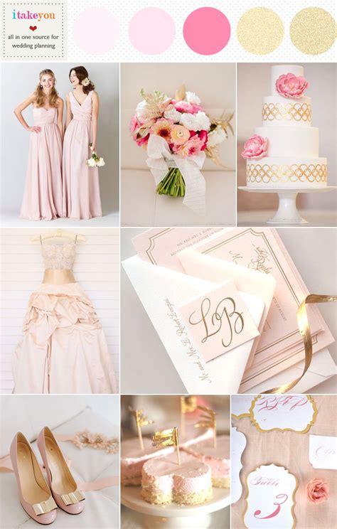 pink and gold wedding motif blush pink gold wedding gold wedding colors wedding