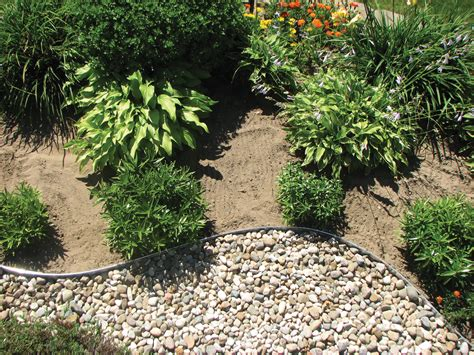 diy landscape edging extreme   blog