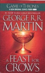 libro a feast for crows a feast for crows 171 il tempo di leggere