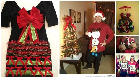 diply com ugly christmas sweater ideas holidays
