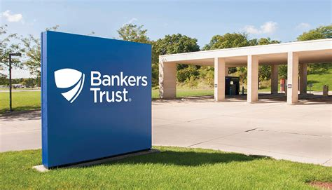 bankers trust bankers trust asi signage
