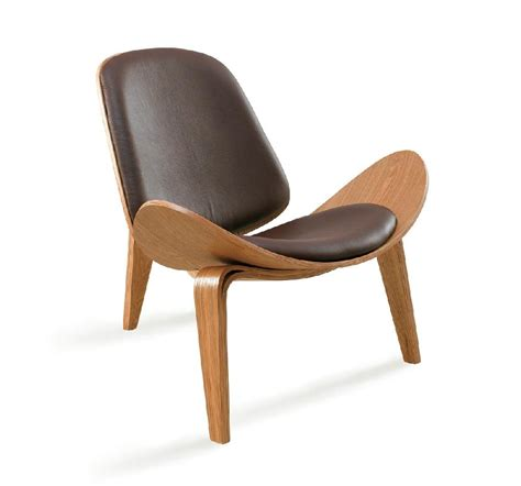 chair designer solid wood chair shell chair designer chair living room