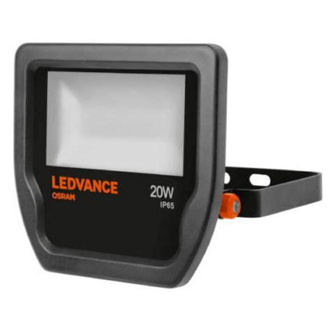 Bohlam Lu Jadul Osram 200w led floodlight ledvance 174 20w 3000k proyector negro