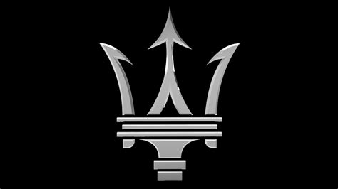 maserati logo white maserati logo maserati symbol meaning history and evolution