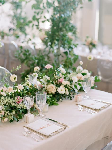 40 of Our Favorite Floral Wedding Centerpieces   Martha