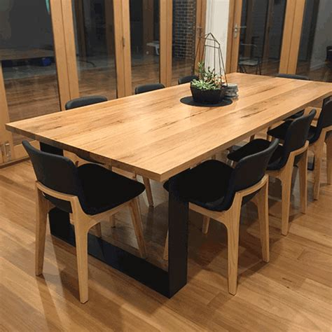 furniture dining tables blackbutt monarch dining table lumber furniture