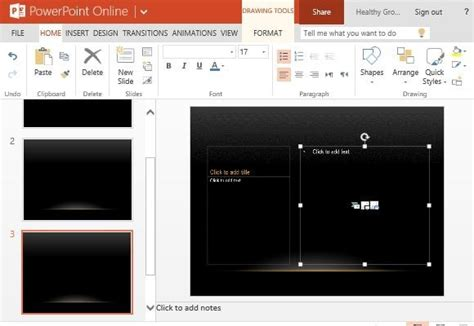 templates for powerpoint offline amazing horizon template for powerpoint