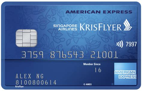 kreditkarte american express the complete guide to krisflyer