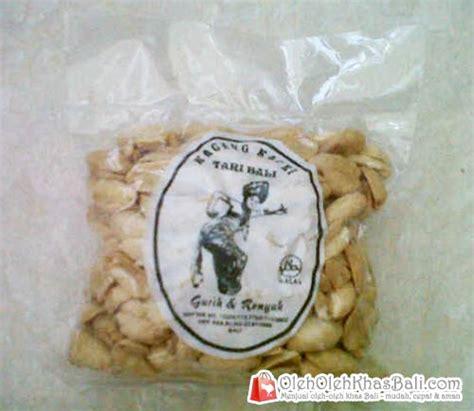 Kacang Tari Bali Gurih Renyah kacang tari bali 350 gr oleh oleh khas bali daftar