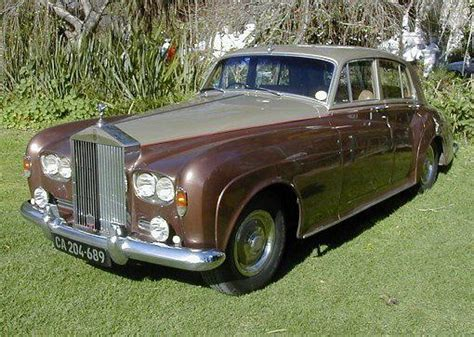 roll royce brown 1963 brown rolls royce silver cloud photo rolls royce