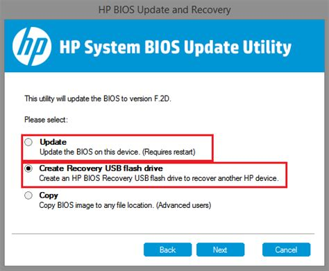 bios reset tool hp solved bios installation not completing hp support