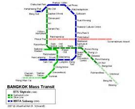 Bangkok map detailed city and metro maps of bangkok for download