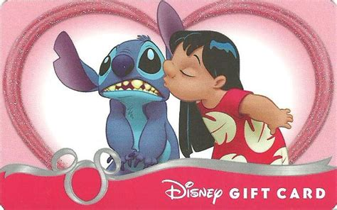 lilo and stitch valentines day cards walt disney world