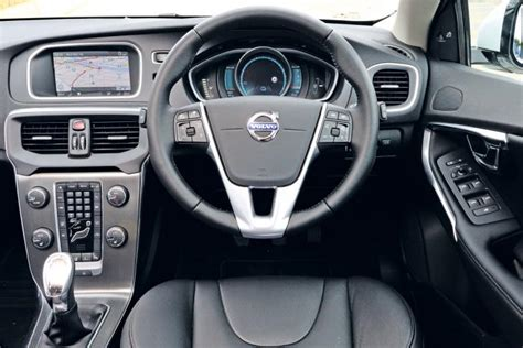 V40 Interior by Volvo V40 Report Pictures Auto Express