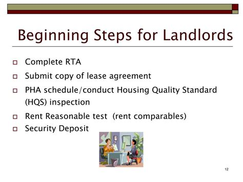 Rta Criminal Record Check Ppt Section 8 Housing Choice Voucher Program Landlord Workshop Powerpoint