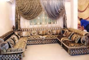 salon marocain tr 232 s luxueux moderne salon marocain