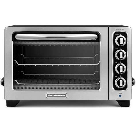 Kitchenaid Toaster Oven Manual Amazon Com Kitchenaid Kco222ob Countertop Oven Onyx