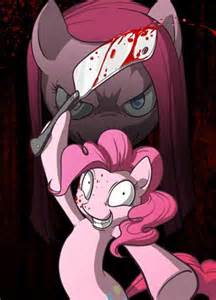 Pinkie pie there s a creepypasta story of pinkie pie it is called