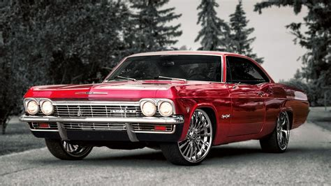 Chevy Car Wallpapers by Chevrolet Impala Wallpapers Wallpaper Cave