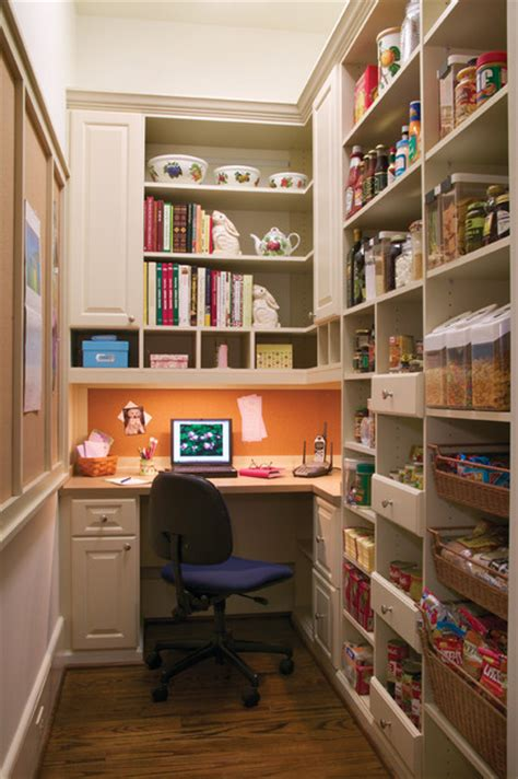 Pantry Headquarters by 32 Simply Awesome Design Ideas For Practical Home Office