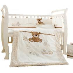 Baby Cot Bedding Sets Lewis Aliexpress Buy 7pcs Cotton Baby Cot Bedding Set Newborn Crib Bedding