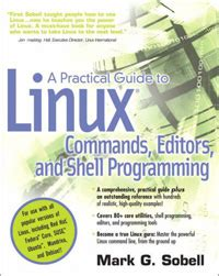 a practical guide to linux commands editors and shell programming 4th edition books 50 must read books on web development