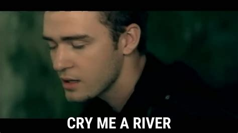 cry me a river cry me a river justin timberlake cover lyrics justin