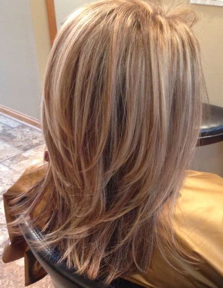 Color For Haircuts In 2018 Hair Cut And Color Ideas Hair Hair Styles And Dimensional Color Ideas For Layered Hairstyles 2018 Fashionsfield