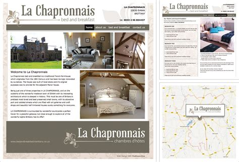 bed and breakfast website bed and breakfast in brittany website web designers in bromsgrove bromsgrove web