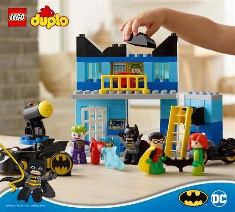 Lego Duplo Batcave Challenge 10842 lego batcave challenge 10842 duplo