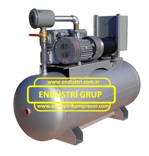 negatif basincli vakum tanki enduestri kompresoer imalati
