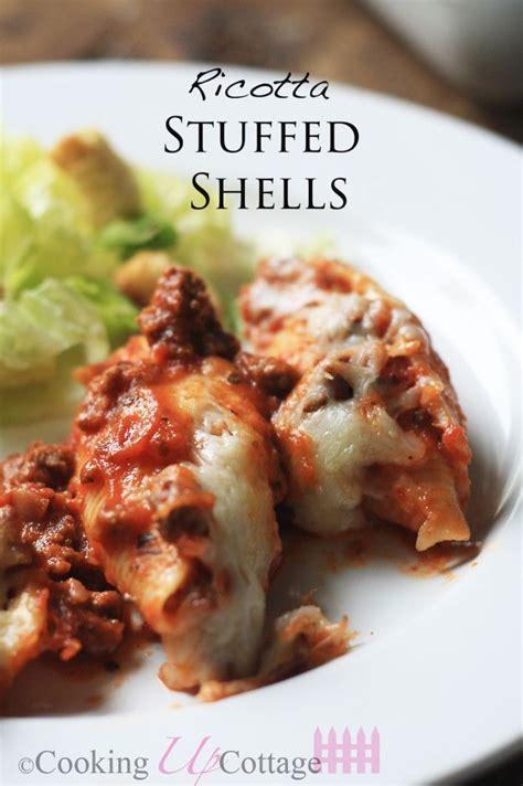 best 20 jumbo pasta shells ideas on