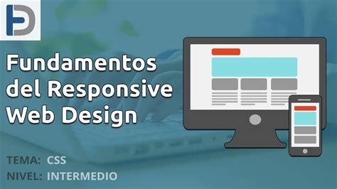 responsive layout youtube fundamentos del responsive web design youtube