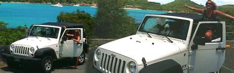 Jeep Rental St Caribbean Jeep Rental Jeep Rentals Jeep Tours Jeep