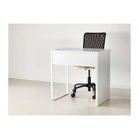 scrivania ikea micke ikea micke schreibtisch wei 223 73 215 50 cm forafrica